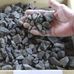 Black Star Gravel 1 inch