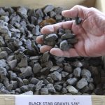 Black Star Gravel 5 eighths inch