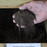 Dairy Cow Compost