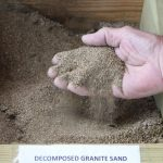 Decomposed Granite Sand